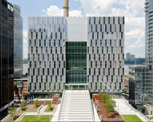 John Jay College of Criminal Justice expansion project