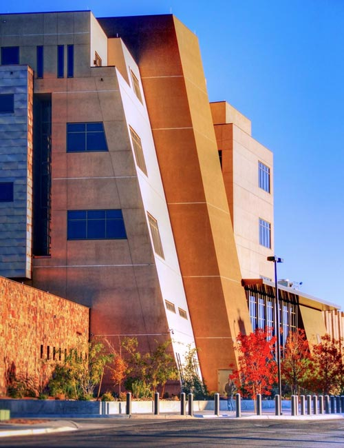 Las Cruces Federal Courthouse project