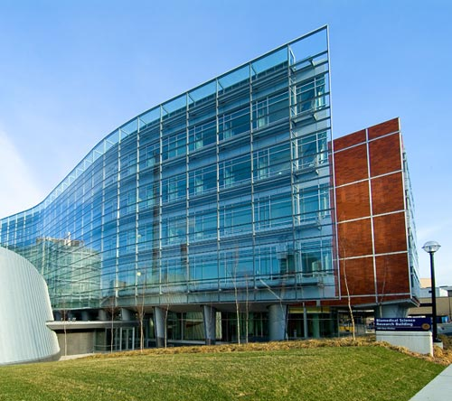 Biomed Research Building - University of Michigan